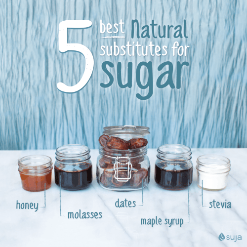 natural sugar substitutes