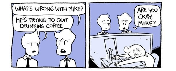 quitting coffee