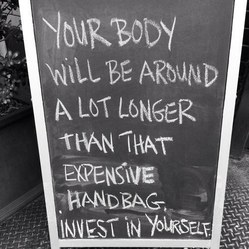 Invest in health